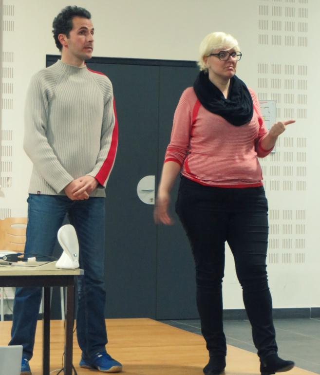 Du théâtre interactif pour réfléchir aux nouvelles formes de violences