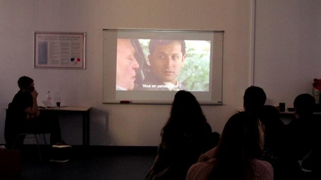 Des collégiens ont planché sur la programmation de courts-métrages pour la 44ème Rencontre cinématographique