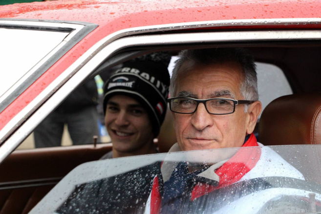Rémy et Jules Escartefigue : la passion du rallye de père en fils !