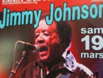 Jimmy Johnson en concert !