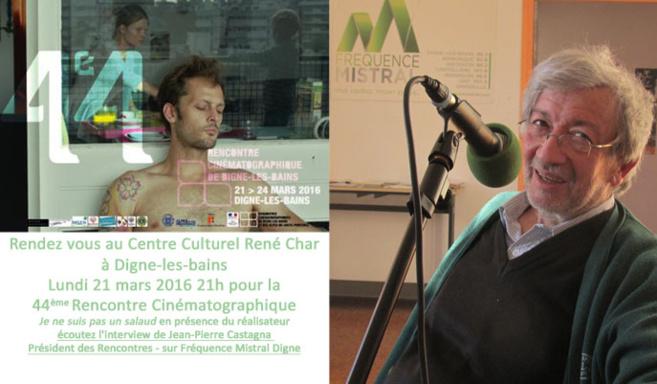 Digne accueille sa 44ème Rencontre Cinématographique ce lundi