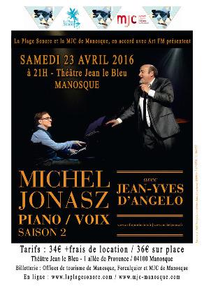 Michel Jonasz bientôt sur scène !