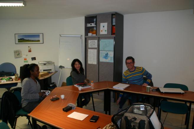 Des porteurs de projets sont aidés par Esia dans le 05