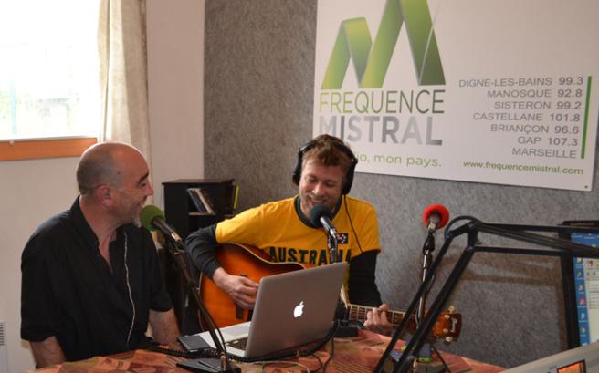 Shaïkan et Jo Dash de Musik Base Project