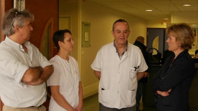 L'IRM de l'hôpital de Digne est opérationnelle