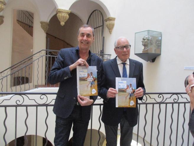 Michel Vittenet en charge de la communication à la DLVA