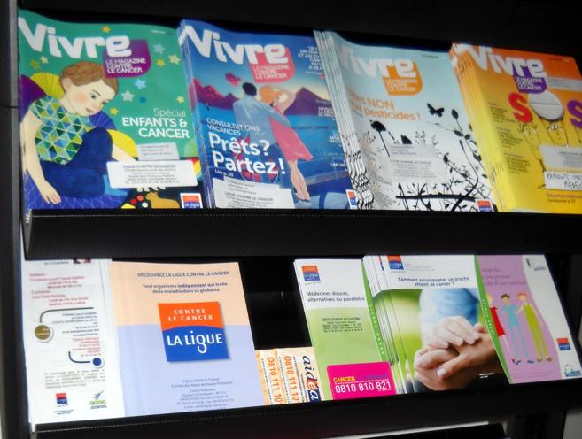 A SAINT-AUBAN, L'ESCALE BIEN-ETRE S'ADRESSE AUX PERSONNES ATTEINTES DU CANCER !