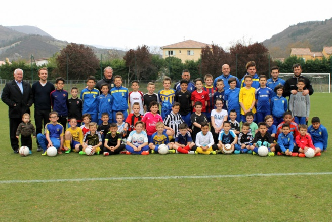 SISTERON A ORGANISE SES PREMIERS STAGES SPORTIFS !