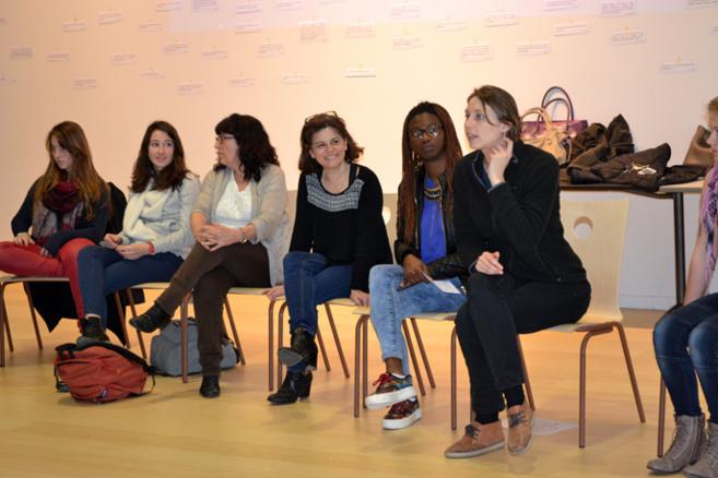Le festival d'Avignon s'invite au lycée Pierre Gilles de Gennes