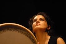 Soirée persane poésie et chants à la galerie Fred K avec Shadi Fathi