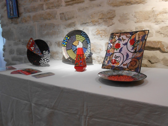 Exposition multi-facettes à la galerie Fred K