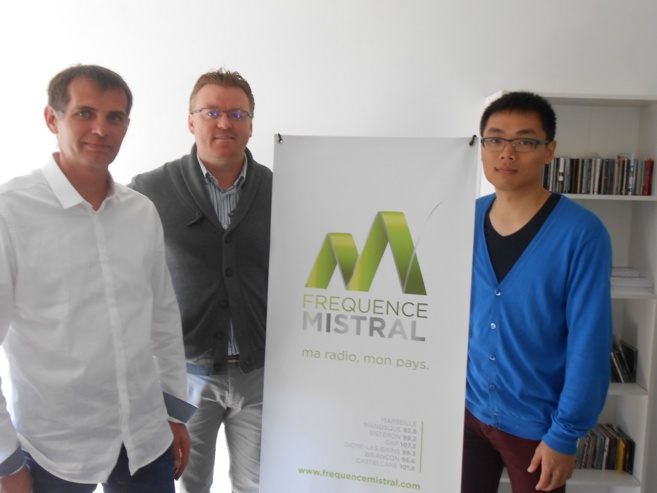 Les visiteurs venus de Chine sont de plus en plus nombreux en Haute-Provence
