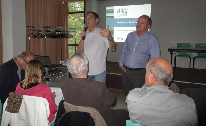 DLVA a débattu sur le SCOT hier soir à Manosque