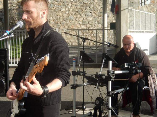 Trash & Zouz en concert
