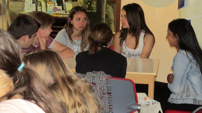 Citoyenneté et service civique européens au collège Gassendi à Digne