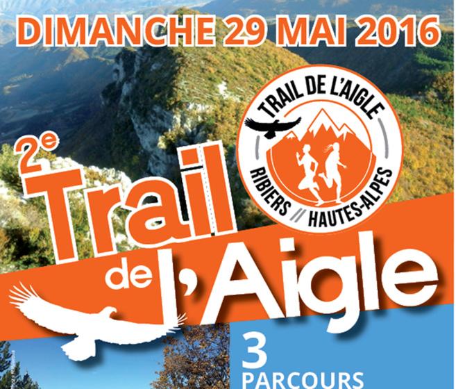 Ribiers prépare le Trail de l'Aigle !