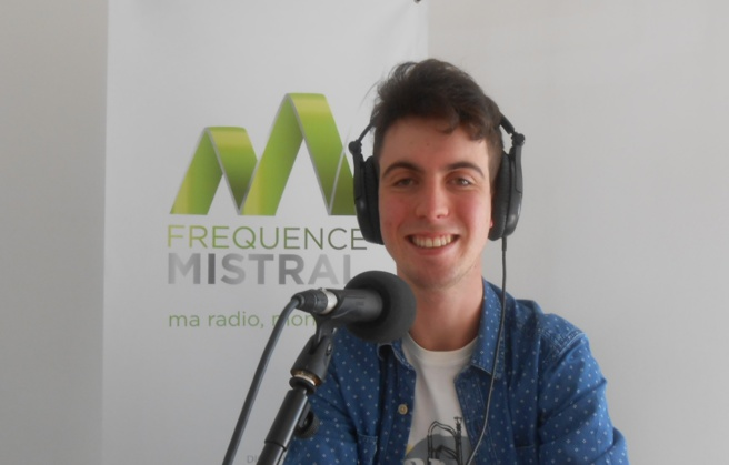 """Animation ce matin de l'emission """"Frequency"""""""