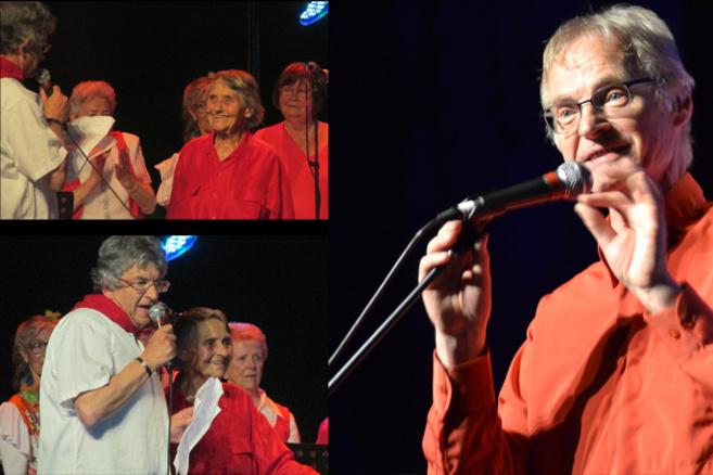 Outre ses activités d'accueil, AVF Digne connaît la chanson