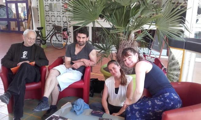Rencontres avec les artistes du festival Tous Dehors.... Enfin !