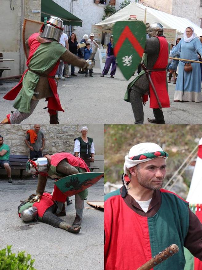 Le Chemin de l'Histoire et des Légendes en Artuby, une invitation au voyage médiéval