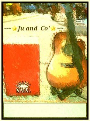 """Ju and Co""en live!"