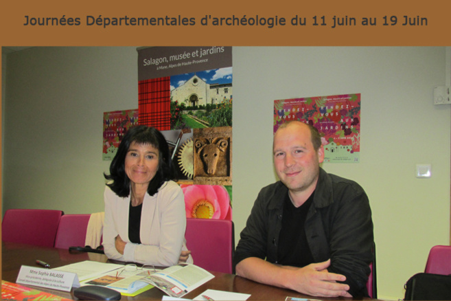 Sophie Balasse et Mathias Dupuis