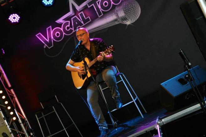 Gylls se prépare pour le Vocal Tour en Avignon
