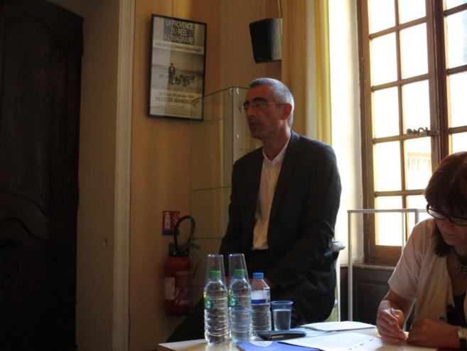 Jean Giono et Erich Maria Remarque une nouvelle fois réunis à Manosque