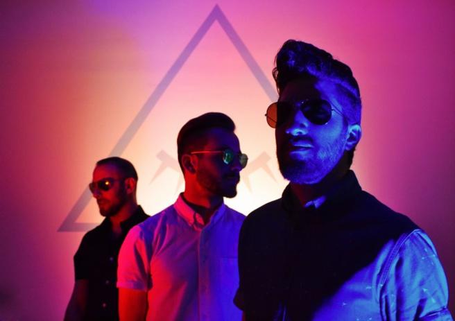 """Le trio """"Consortium Alt Music"""""""