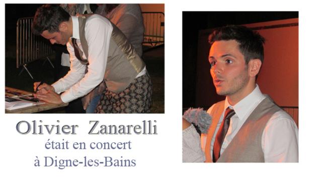 Olivier Zanarelli - Auteur, compositeur, & interprète