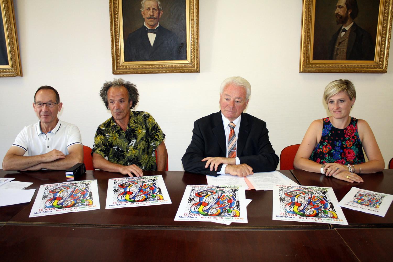 Sisteron organise sont premier rendez-vous d'art urbain