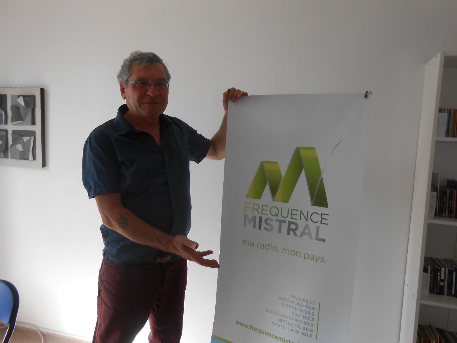 Michel Grenet expose la Préhistoire d'ici et d'ailleurs à Reillanne