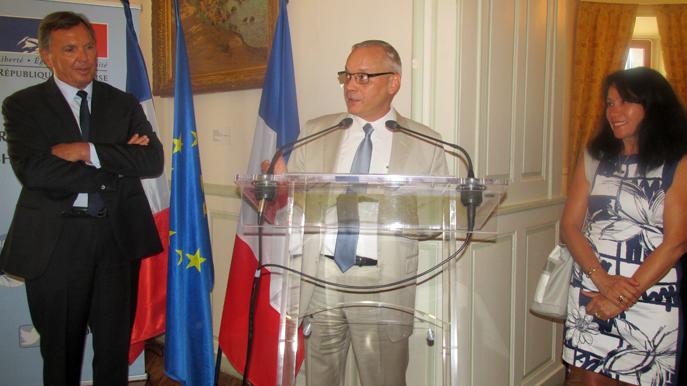 Le secrétaire général de la Préfecture quitte Digne