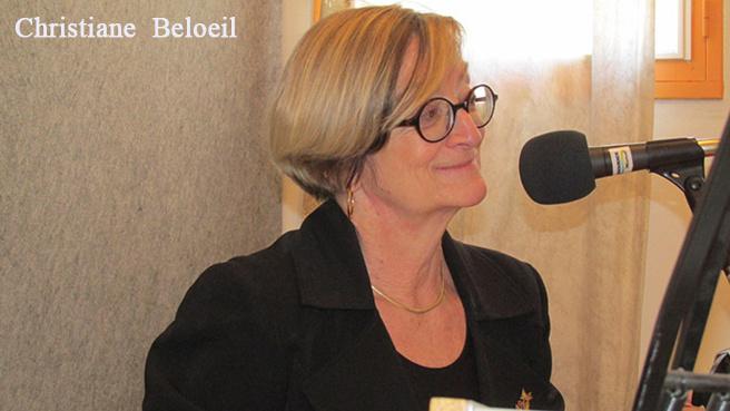 Christiane Beloeil fait le bilan des Rencontres de la Parole