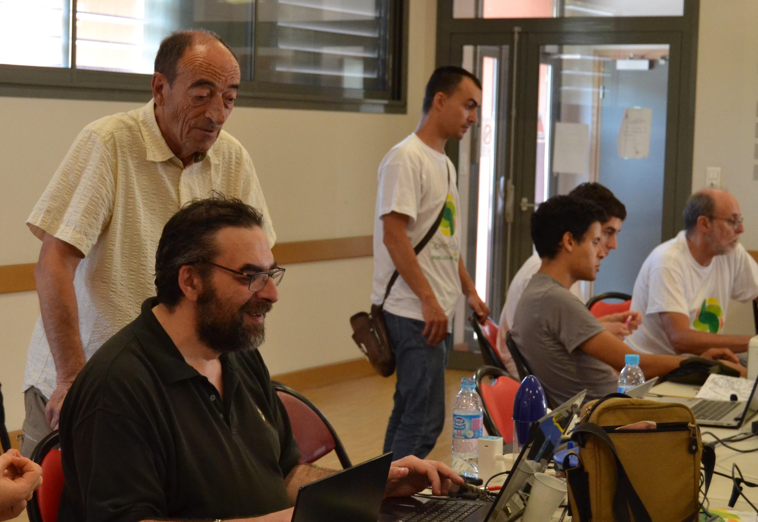 Bilan positif pour le village numérique au sein de la Foire de la Lavande
