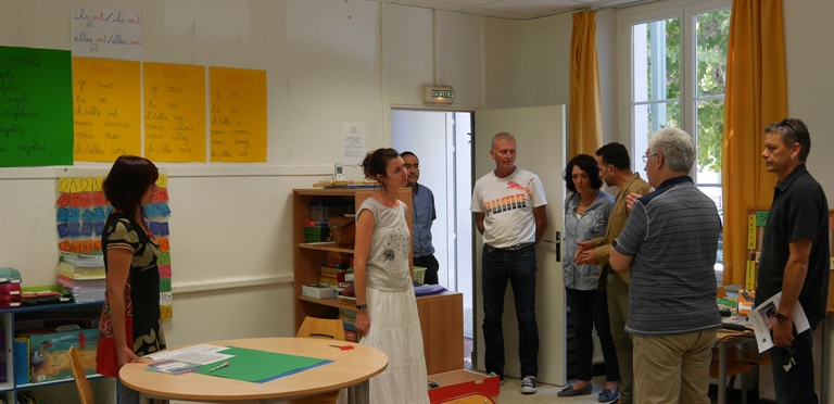 La rentrée scolaire à Digne sous surveillance et nouveautés