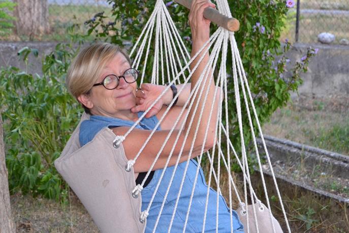 Christiane Beloeil part en retraite