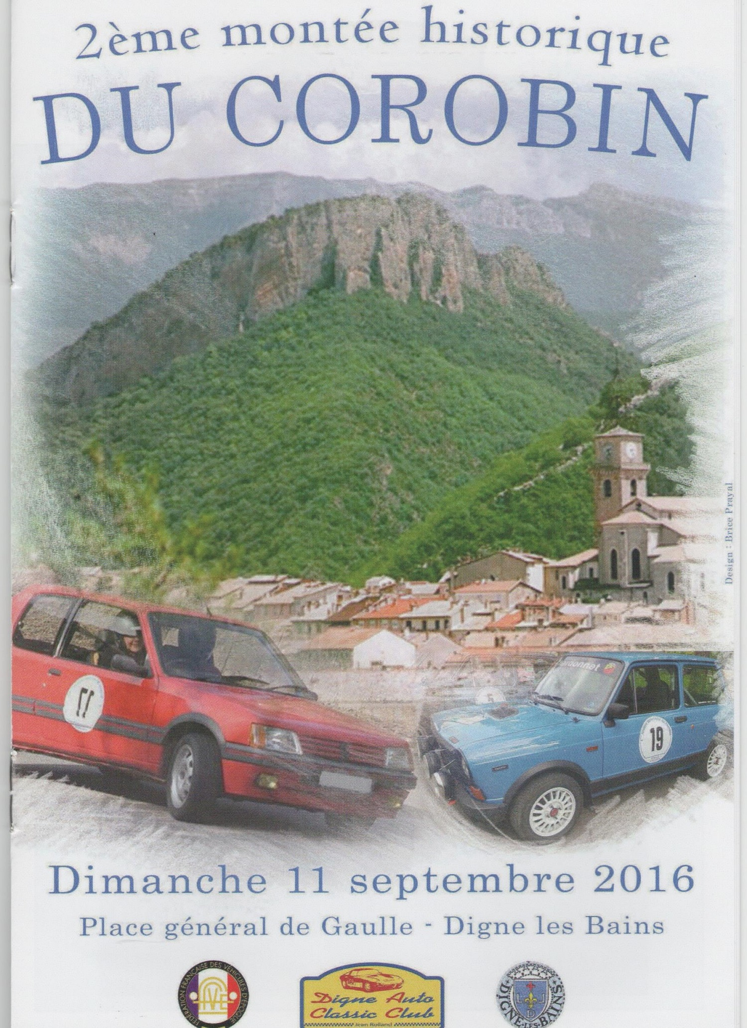 2ème montée historique du Corobin