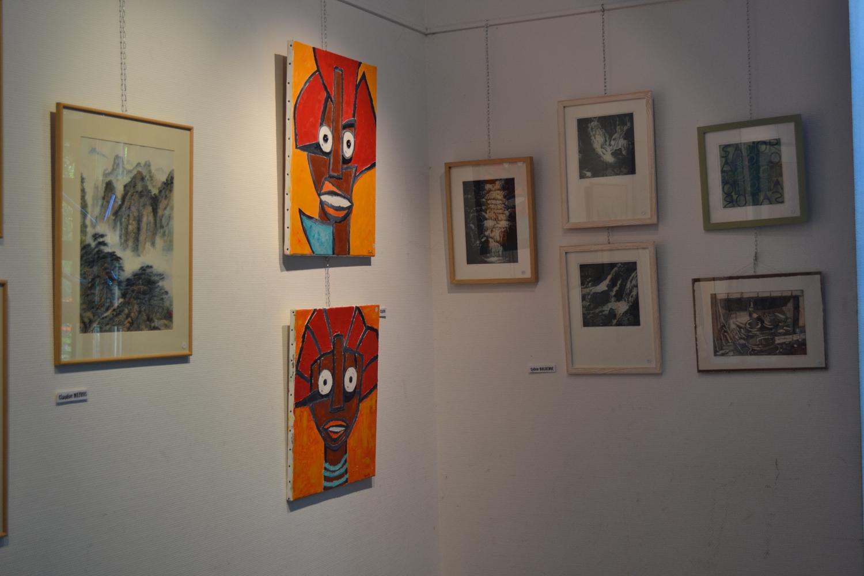A Digne, Rentrée des Artistes vient en aide à l'association humanitaire : Solidarité Afrique Alpes du Sud