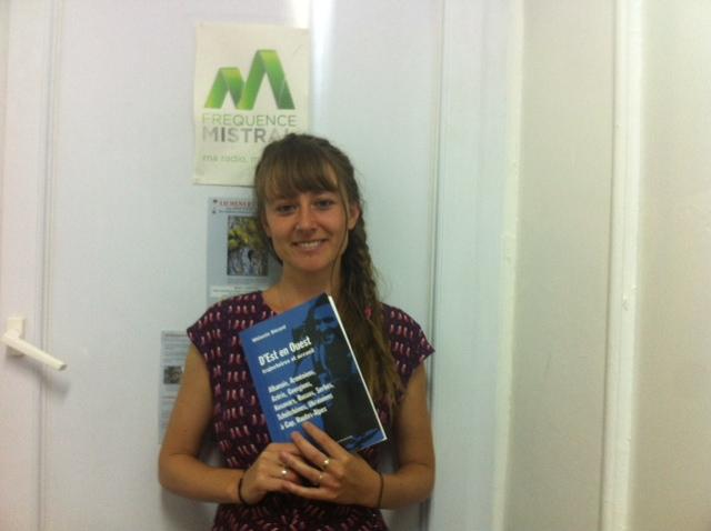Mélanie Bérard - chargée de mission : MAPEmonde Briançon