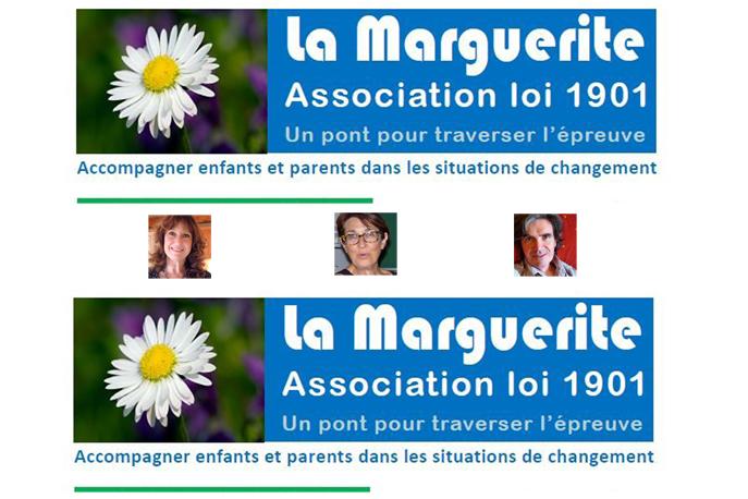 L'Association La Marguerite aide à passer le cap d'un deuil.