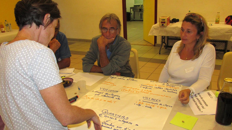 Quelle participation citoyenne dans le schéma de la future intercommunalité en Pays Dignois ?