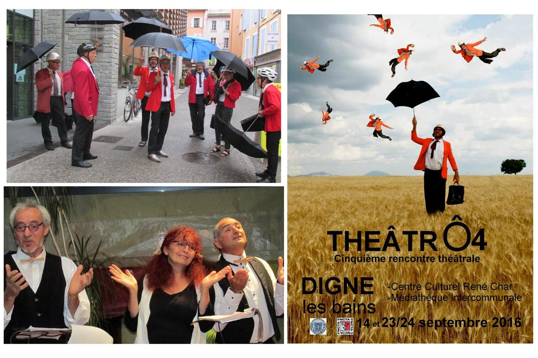 Ce week-end place au théâtre à Digne