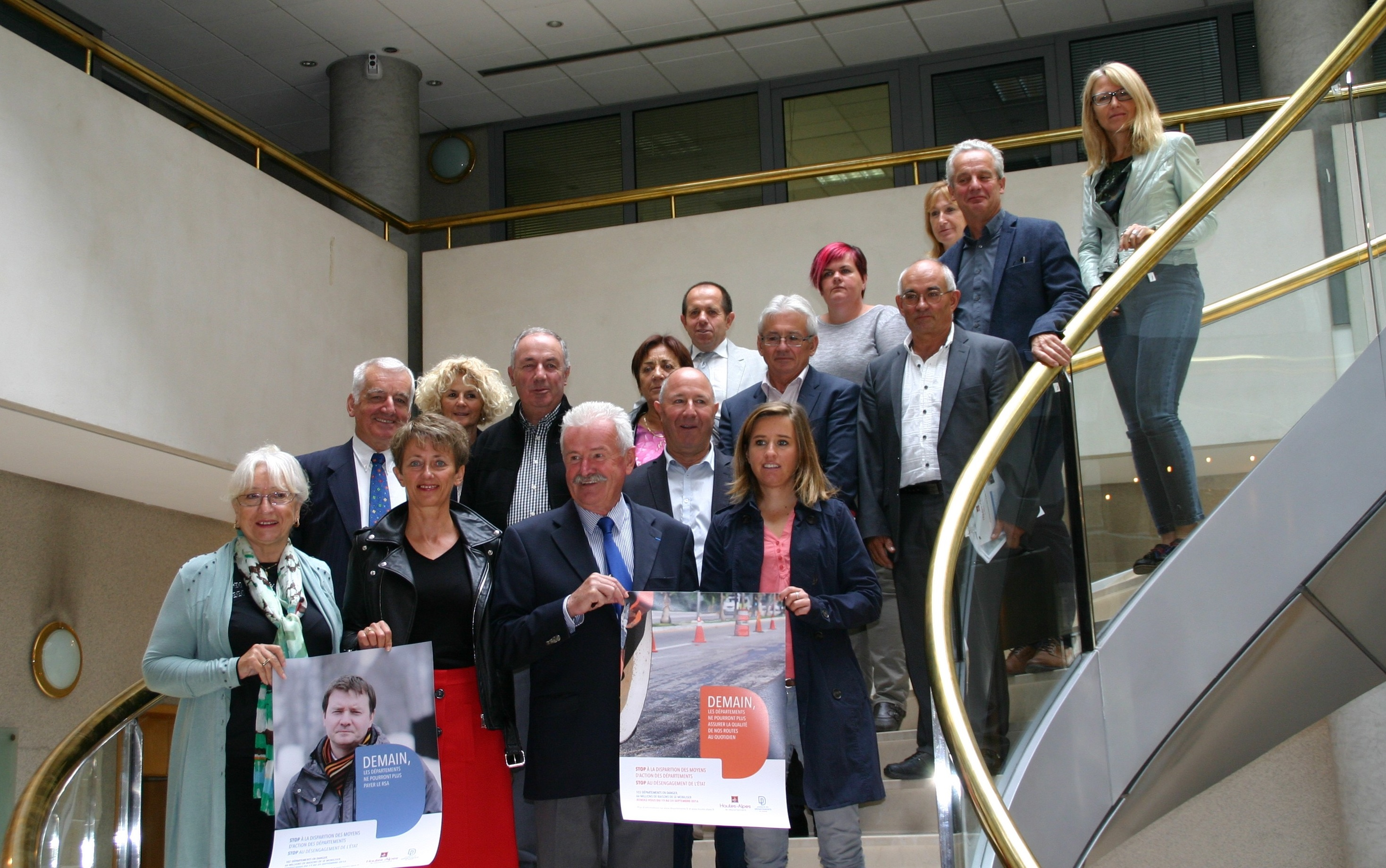 Le département des Hautes-Alpes inquiet pour ses finances