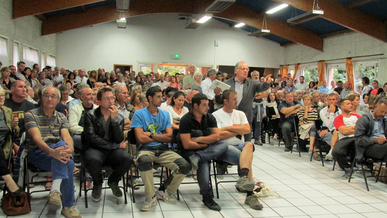 Des migrants seront accueillis à Champtercier