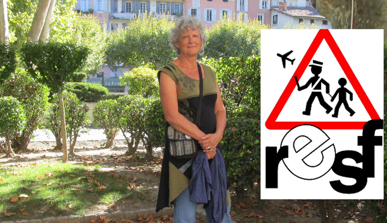 RESF manifestait la semaine dernière à Digne