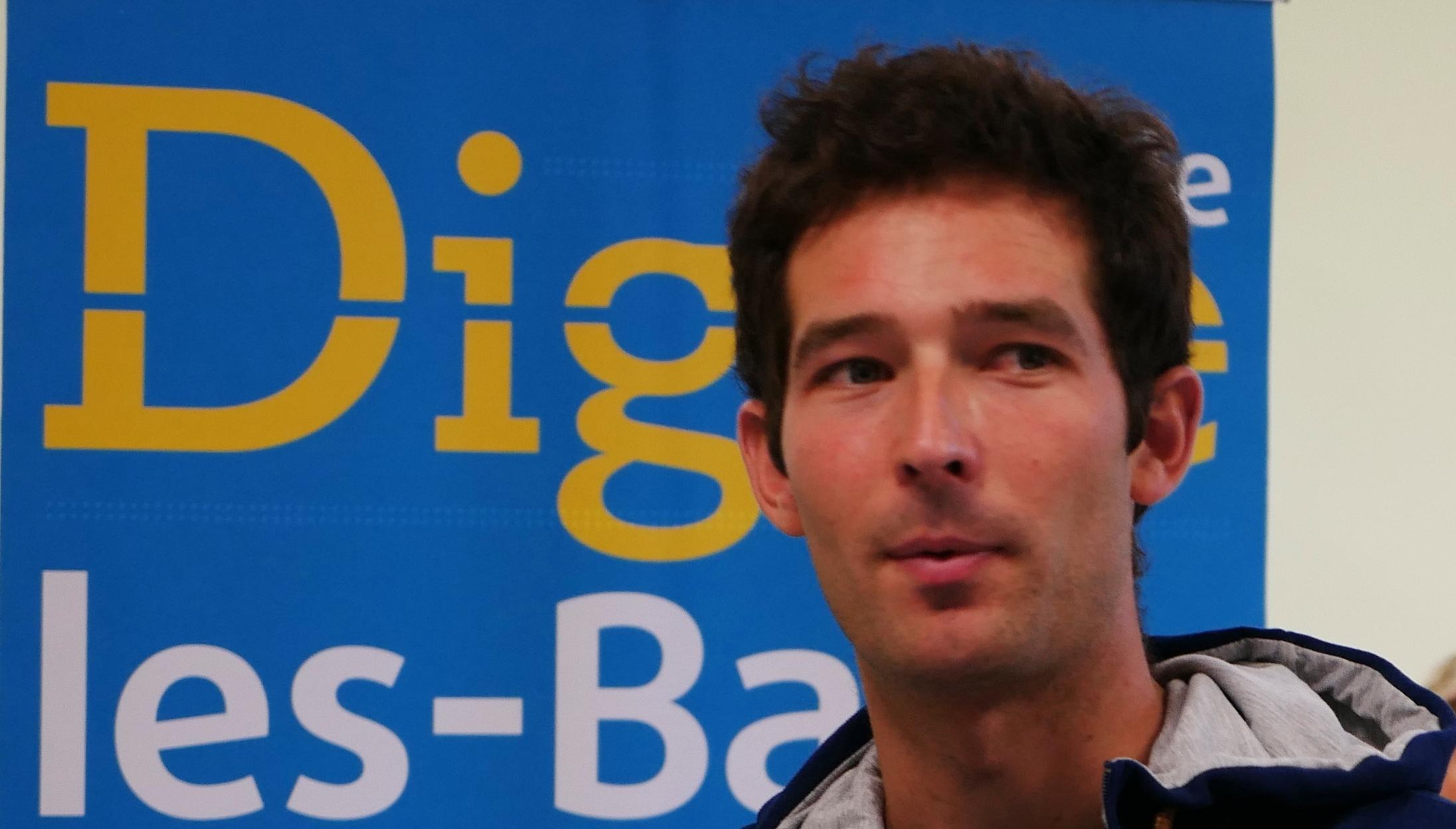 Le Dignois François Ragolski est champion du monde !