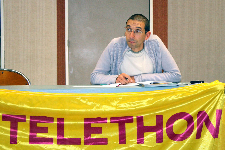 Sisteron prépare le téléthon !