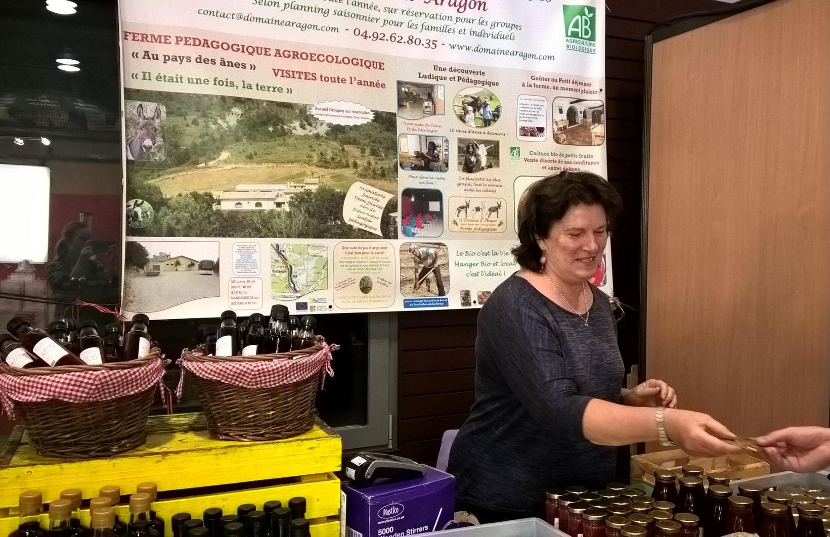 La suite du reportage gourmand d'Alexia Baron au salon du chocolat de Manosque
