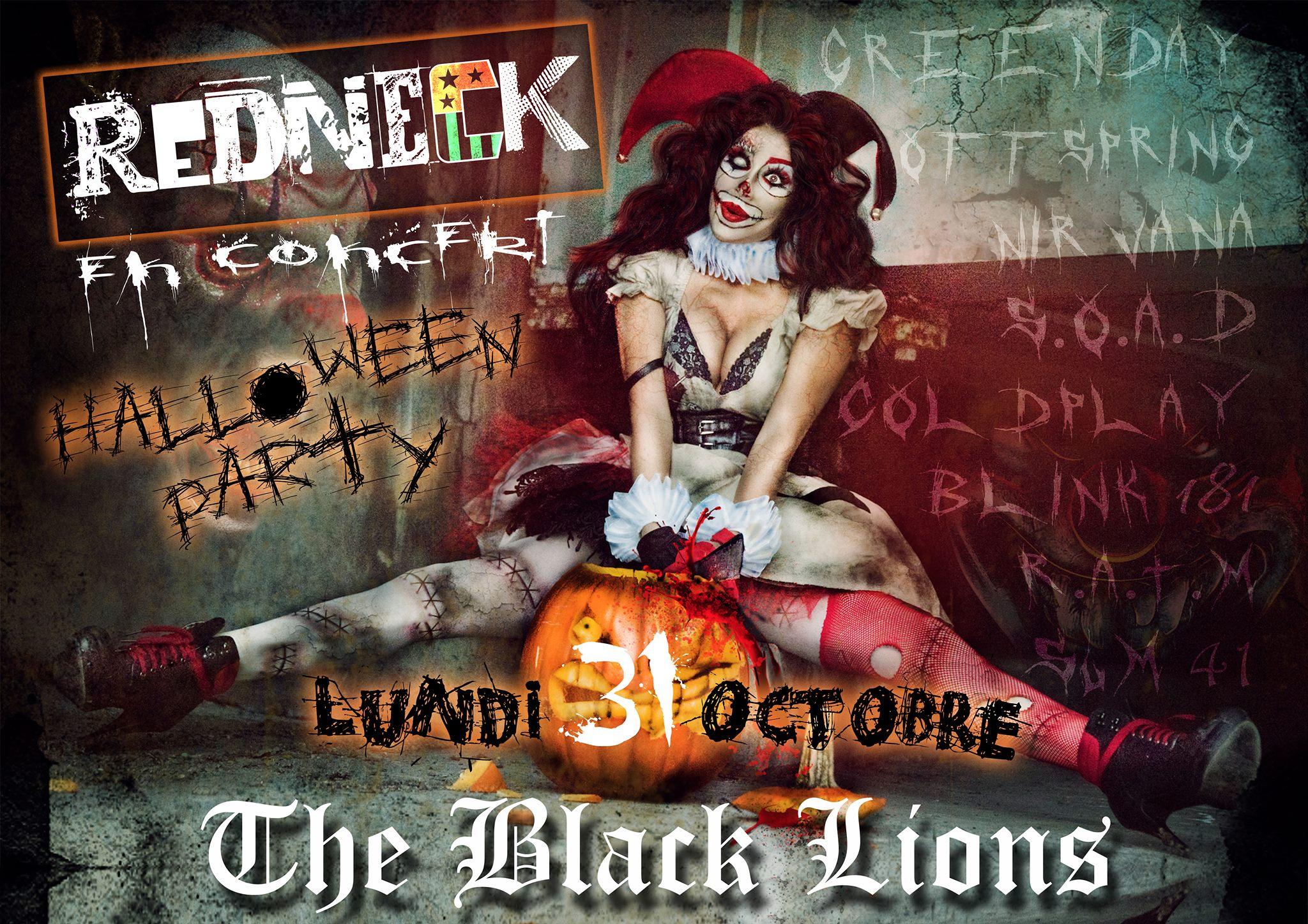 Soirée d'Halloween rock and roll à Gap !